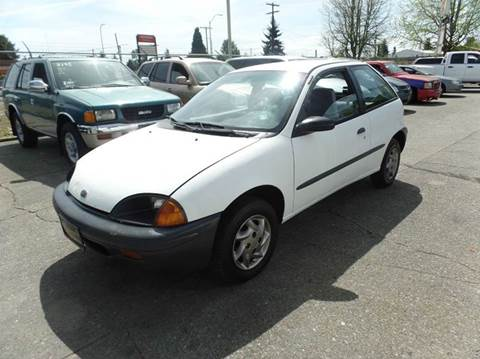 1996 GEO Metro for sale in Centralia, WA