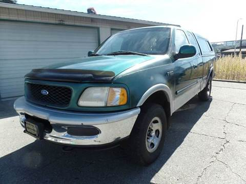 1997 Ford F-150 for sale in Centralia, WA
