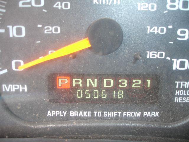 2001 Chevrolet Express G3500 - Salem MA
