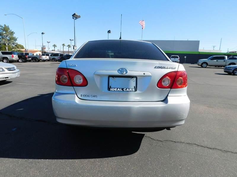 2007 Toyota Corolla CE 4dr Sedan (1.8L I4 4A) - Apache Junction AZ