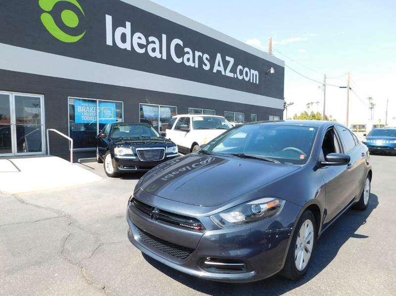 2014 Dodge Dart SXT 4dr Sedan - Mesa AZ