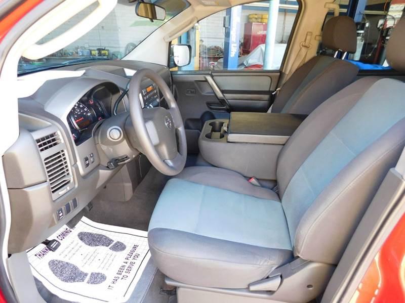 2005 Nissan Titan 4dr Crew Cab XE Rwd SB - Apache Junction AZ