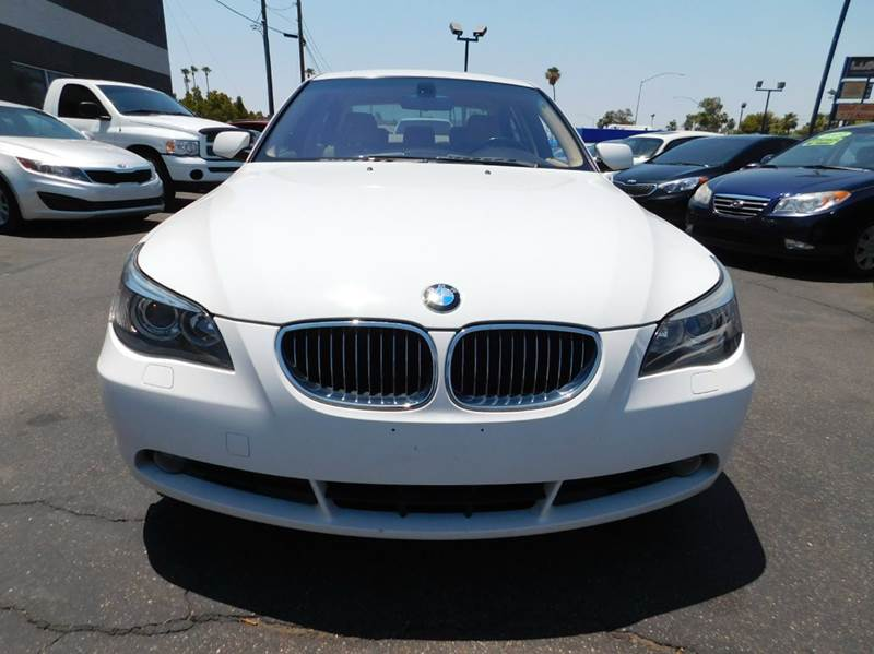 2007 bmw 5 series 530i 4dr sedan in mesa az - ideal cars