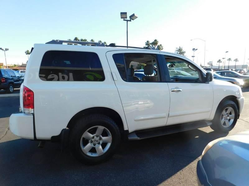 2004 Nissan Armada SE 4WD 4dr SUV - Apache Junction AZ