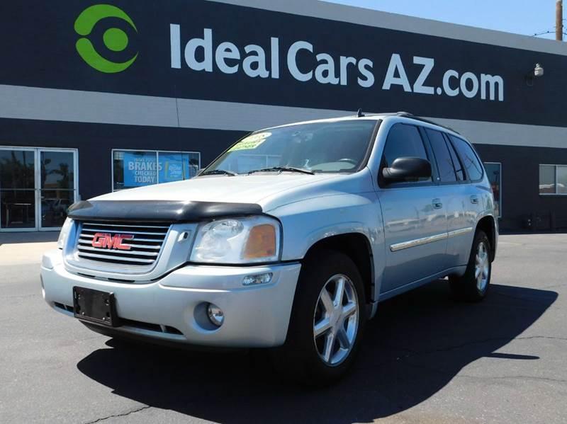 2008 GMC Envoy 4x4 SLT 4dr SUV - Mesa AZ