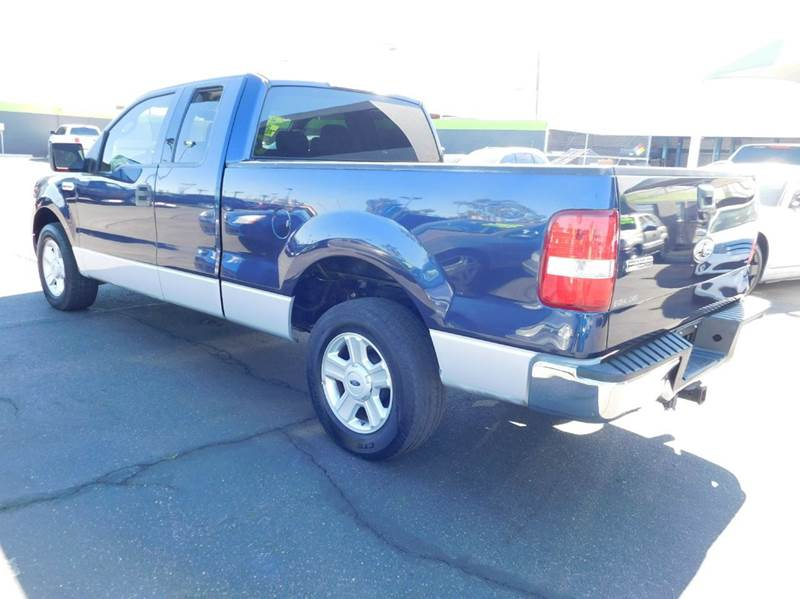 2004 Ford F-150 4dr SuperCab XLT Rwd Styleside 5.5 ft. SB - Apache Junction AZ