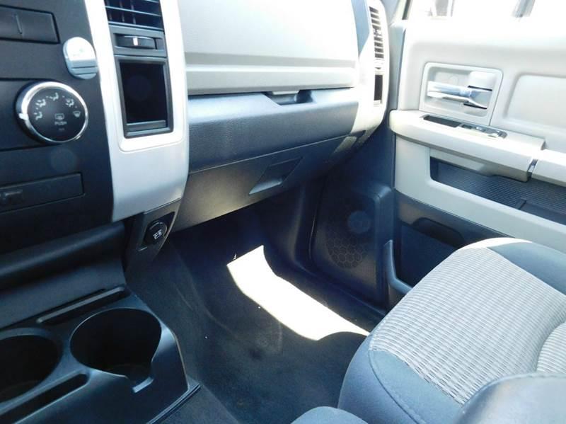 2012 RAM Ram Pickup 1500 4x2 SLT 4dr Quad Cab 6.3 ft. SB Pickup - Mesa AZ