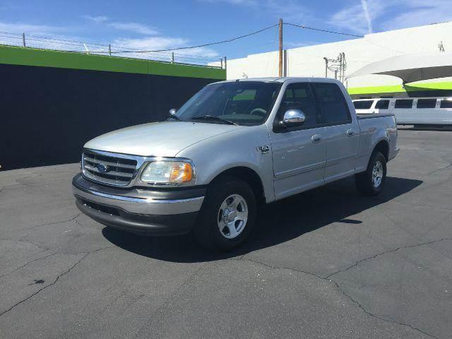 2002 Ford F-150