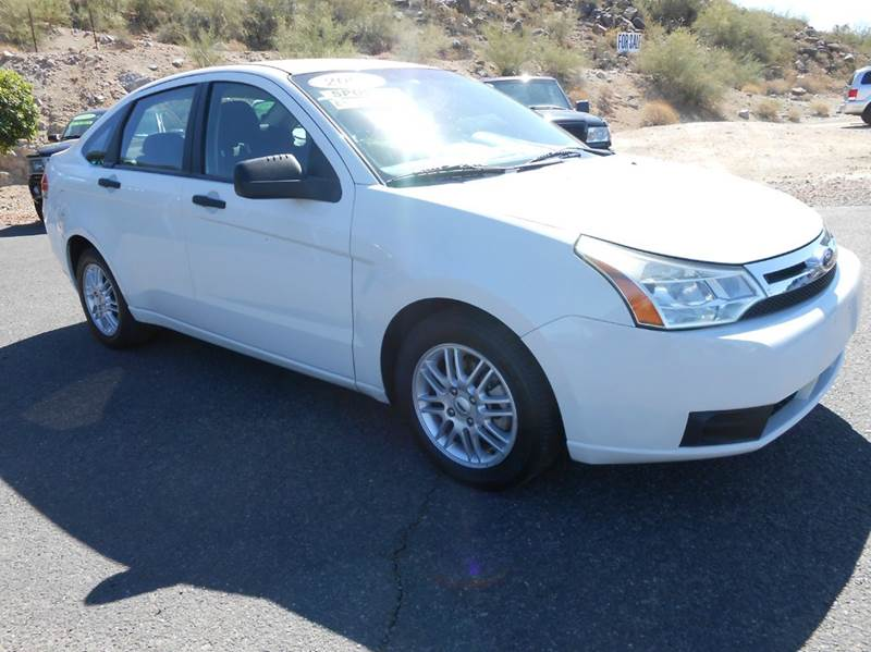 2009 Ford Focus SE 4dr Sedan - Mesa AZ