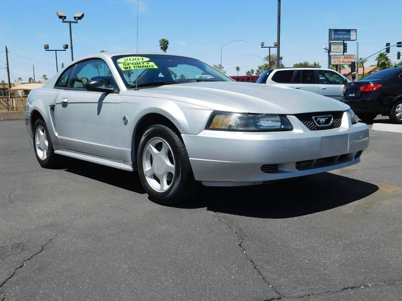 2004 Ford Mustang 2dr Coupe - Mesa AZ