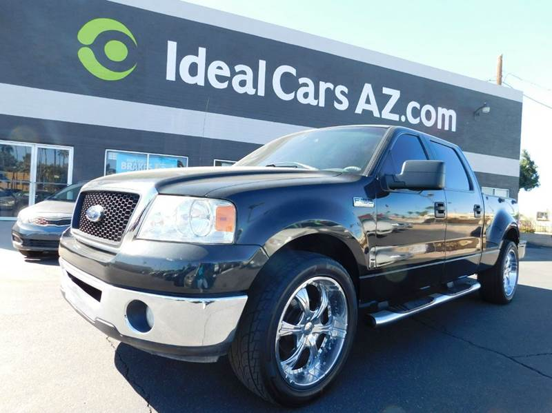 2007 Ford F-150 XLT 4dr SuperCrew Flareside 6.5 ft. SB - Mesa AZ