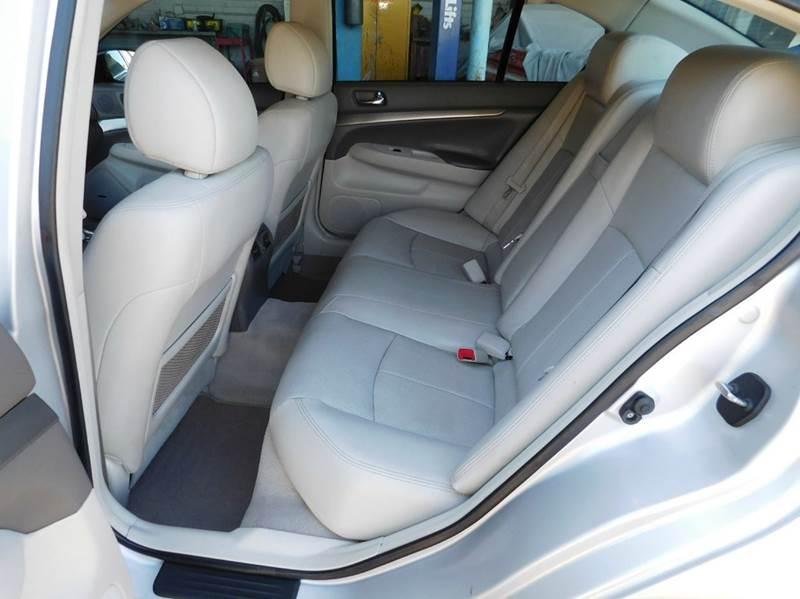 2011 Infiniti G37 Sedan Journey 4dr Sedan - Mesa AZ