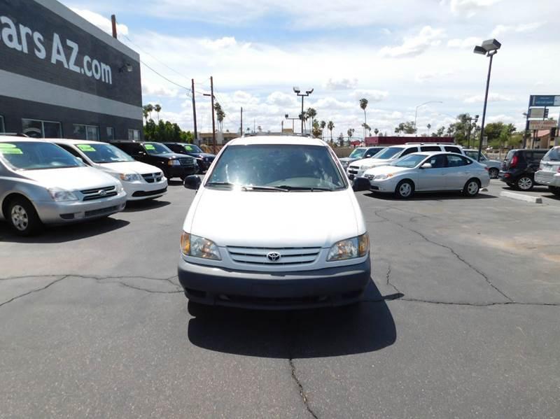 2003 Toyota Sienna 4dr CE Mini-Van - Apache Junction AZ