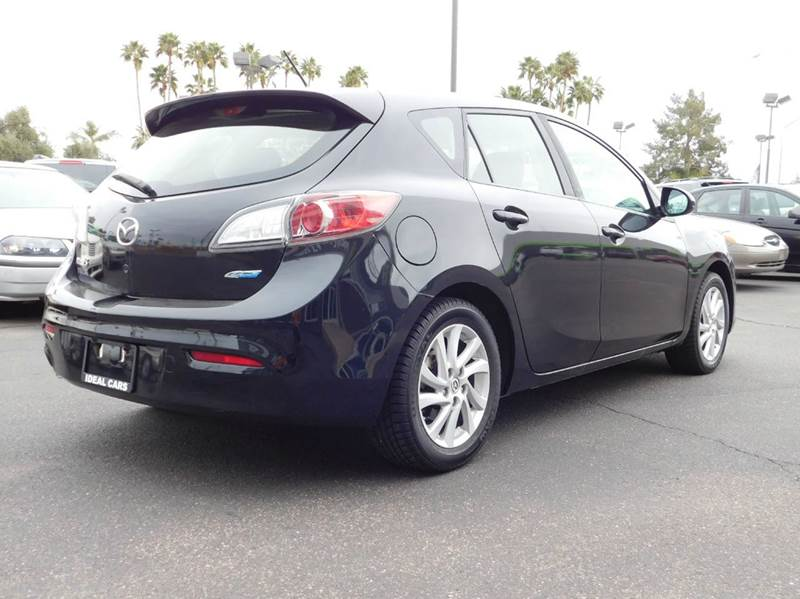 2012 Mazda MAZDA3 i Touring 4dr Hatchback 6A - Mesa AZ