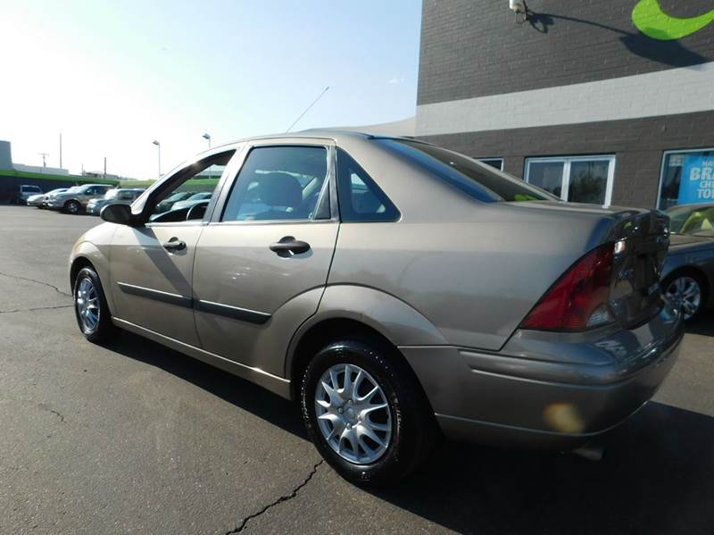2003 Ford Focus LX 4dr Sedan - Apache Junction AZ
