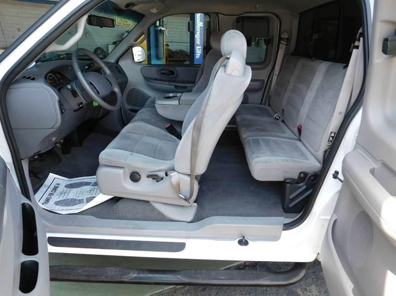 2001 Ford F-150 4dr SuperCab XL 2WD Styleside SB - Mesa AZ