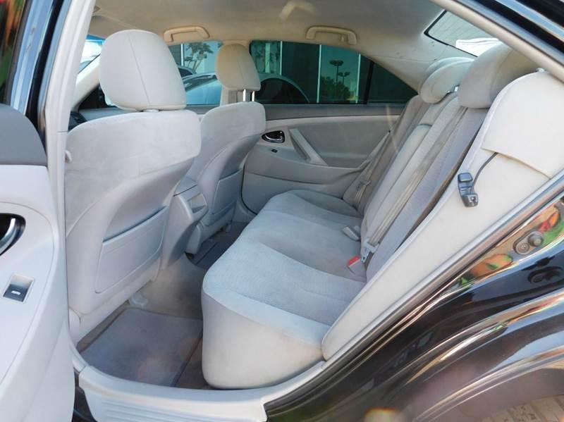 2011 Toyota Camry LE 4dr Sedan 6A - Mesa AZ