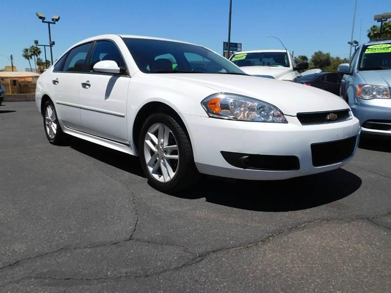 2014 Chevrolet Impala Limited LTZ Fleet 4dr Sedan - Mesa AZ