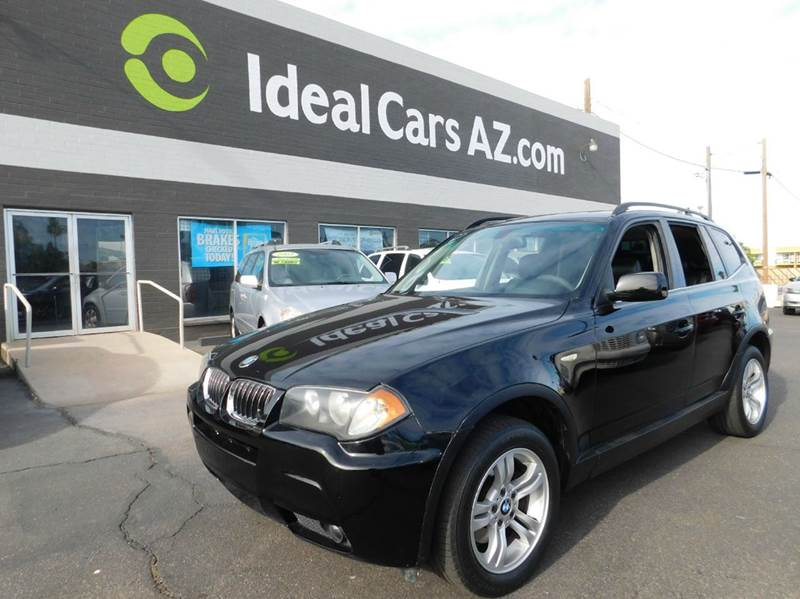 2006 BMW X3 AWD 3.0i 4dr SUV - Apache Junction AZ