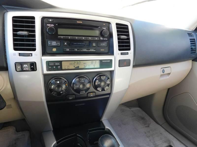 2004 Toyota 4Runner SR5 4dr SUV - Mesa AZ