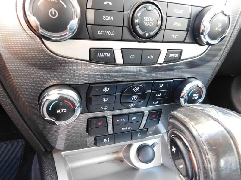 2012 Ford Fusion SEL 4dr Sedan - Mesa AZ
