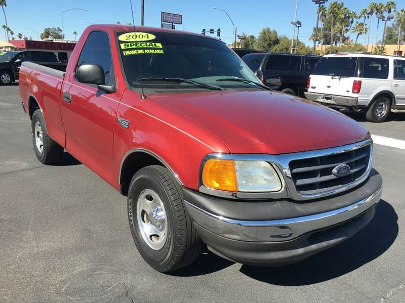2004 ford f 150 heritage xl 2dr standard cab xl rwd styleside sb in mesa az ideal cars. Black Bedroom Furniture Sets. Home Design Ideas