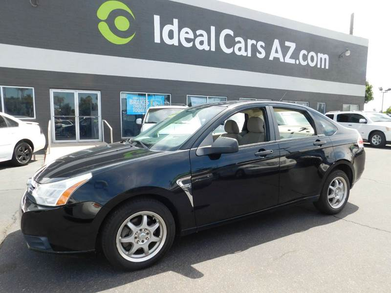 2012 Ford Focus SEL 4dr Hatchback - Mesa AZ