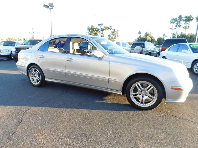 2004 Mercedes-Benz E-Class AWD E 500 4MATIC 4dr Sedan - Mesa AZ
