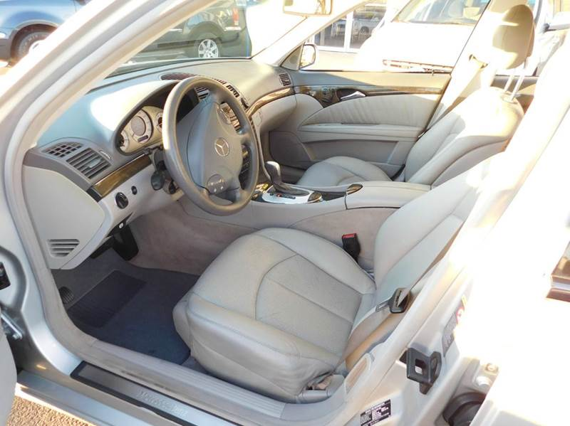 2004 Mercedes-Benz E-Class AWD E 500 4MATIC 4dr Sedan - Mesa AZ