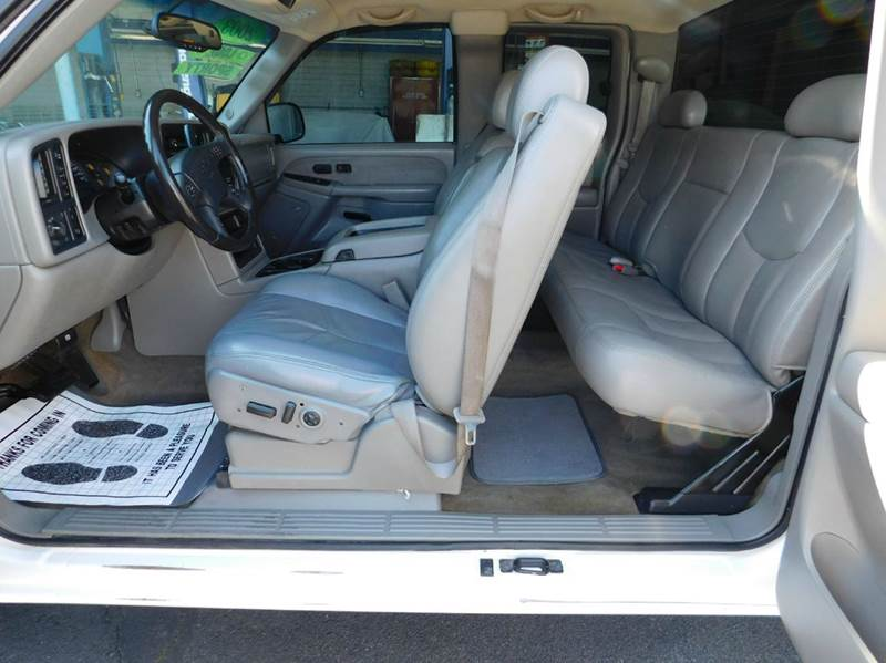 2003 Chevrolet Silverado 1500 4dr Extended Cab LT 4WD SB - Mesa AZ