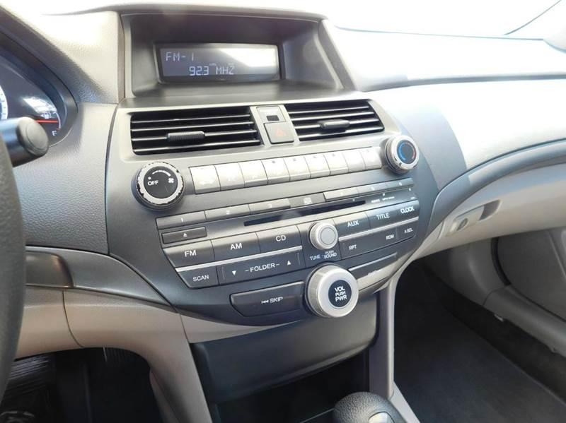 2010 Honda Accord LX P 4dr Sedan 5A - Mesa AZ