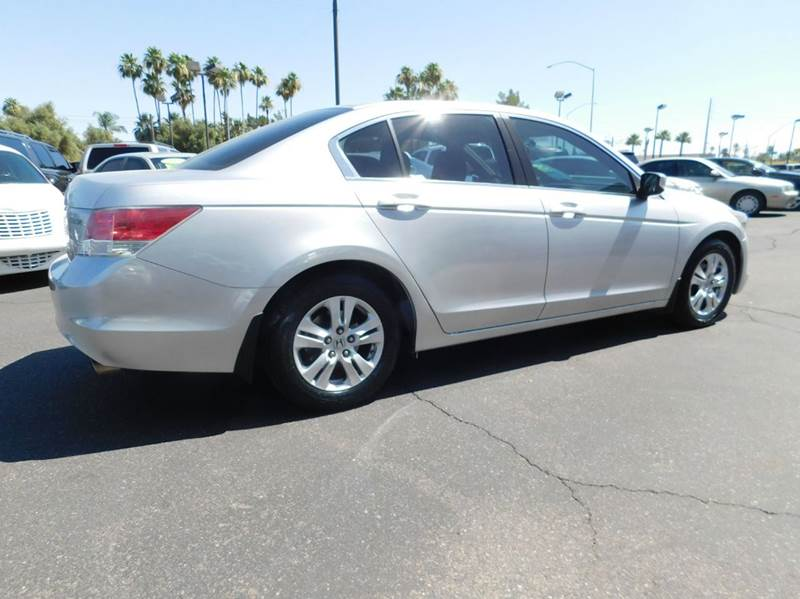 2010 Honda Accord LX-P 4dr Sedan 5A - Mesa AZ
