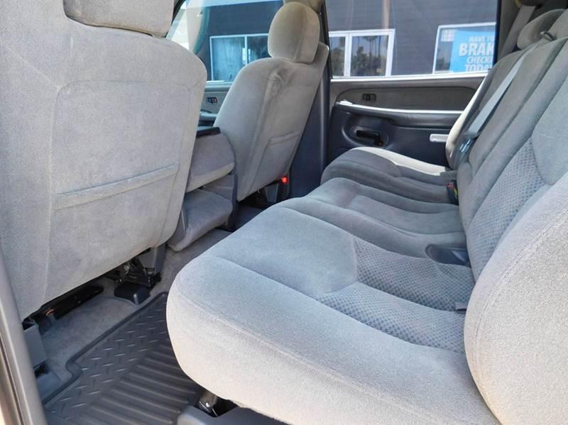 2003 Chevrolet Silverado 2500HD 4dr Crew Cab LS Rwd LB - Mesa AZ