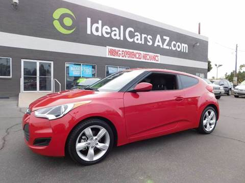 2014 Hyundai Veloster for sale in Mesa, AZ