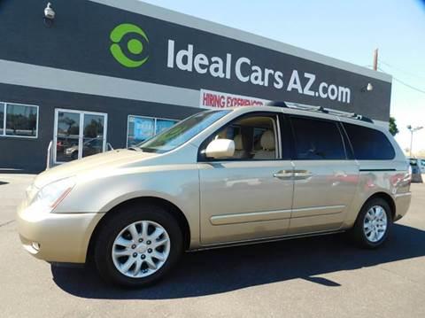 2008 Kia Sedona for sale in Mesa, AZ
