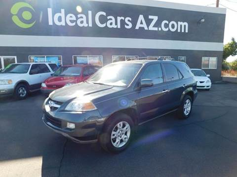 2004 Acura MDX for sale in Mesa, AZ