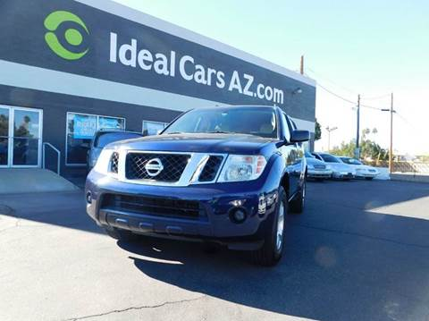2009 Nissan Pathfinder for sale in Mesa, AZ