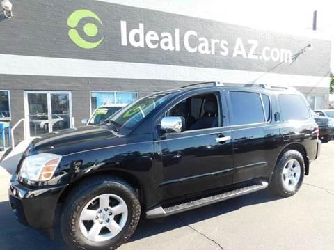 2006 Nissan Armada for sale in Mesa, AZ