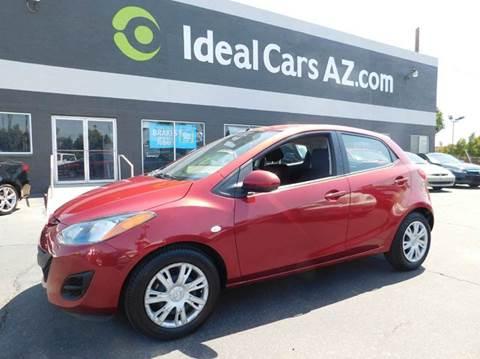 2014 Mazda MAZDA2 for sale in Mesa, AZ