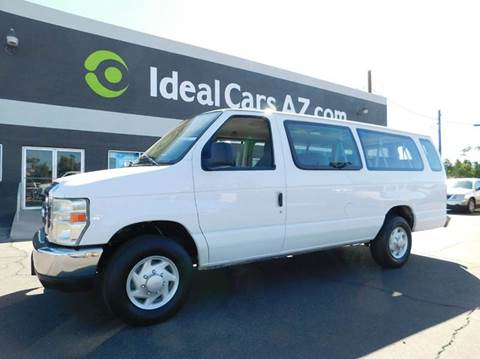 2009 Ford E-Series Wagon for sale in Mesa, AZ