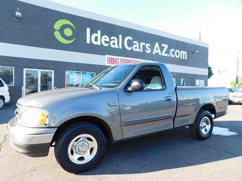 2003 Ford F-150 for sale in Apache Junction, AZ