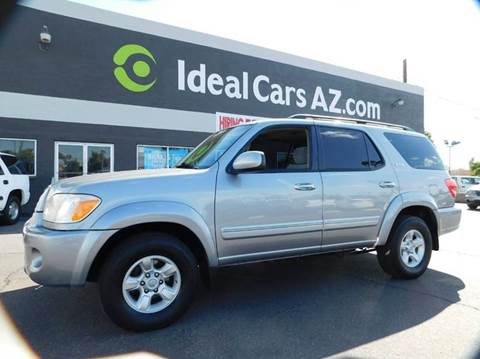 2005 Toyota Sequoia for sale in Apache Junction, AZ