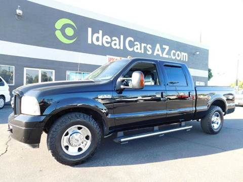 2005 Ford F-250 Super Duty for sale in Mesa, AZ