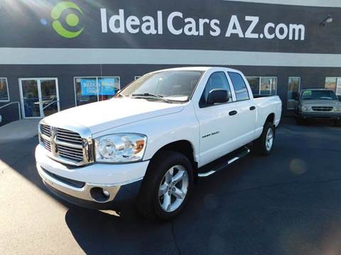 Used Dodge Trucks For Sale Mesa Az