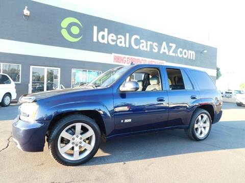 2008 Chevrolet TrailBlazer for sale in Mesa, AZ