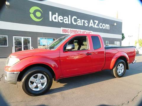 2009 Nissan Frontier for sale in Mesa, AZ