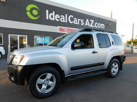 2005 Nissan Xterra for sale in Mesa, AZ