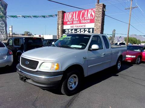 2002 Ford F-150 for sale in Mesa, AZ