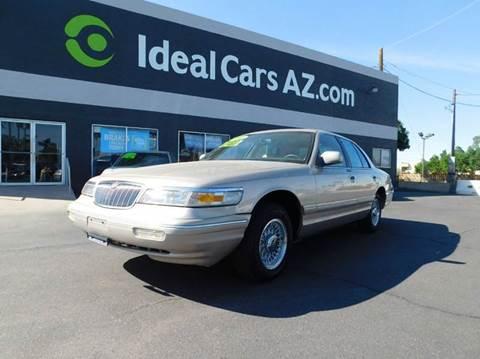 1997 Mercury Grand Marquis for sale in Apache Junction, AZ