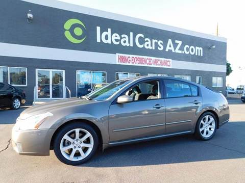 2008 Nissan Maxima for sale in Mesa, AZ